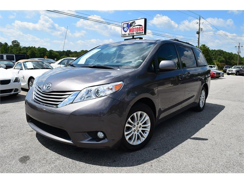 2012 toyota sienna for sale for 4042 motors garner nc