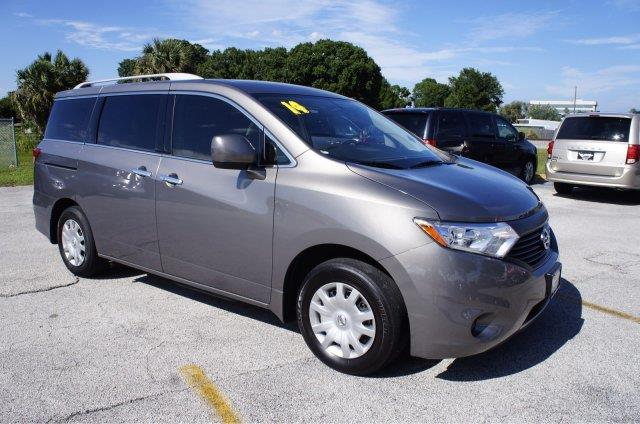2014 nissan quest for sale in melbourne fl. Black Bedroom Furniture Sets. Home Design Ideas