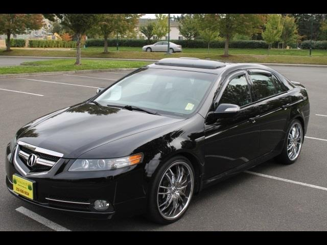 2008 acura tl for sale. Black Bedroom Furniture Sets. Home Design Ideas