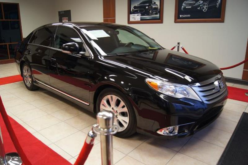 2012 toyota avalon for sale in charlotte nc. Black Bedroom Furniture Sets. Home Design Ideas