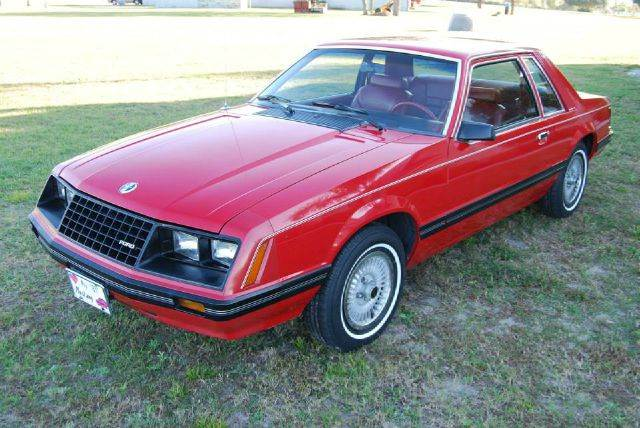 1981 Ford Mustang For Sale Carsforsale Com