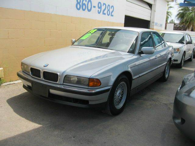 1998 bmw 7 series for sale. Black Bedroom Furniture Sets. Home Design Ideas