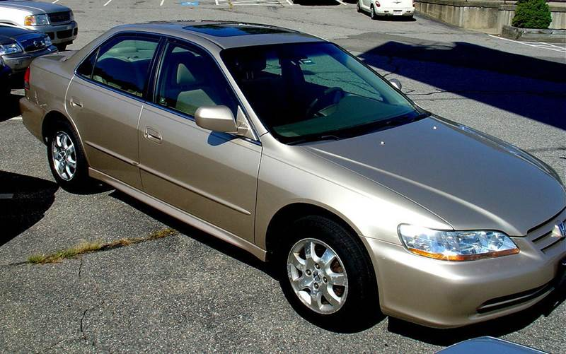 2001 honda accord for sale in panama city beach fl. Black Bedroom Furniture Sets. Home Design Ideas