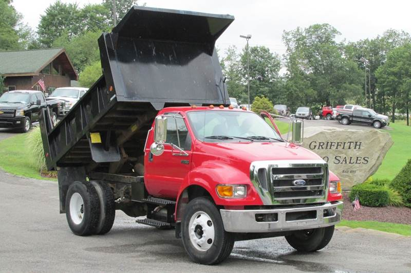 2008 ford f 750 for sale in home pa. Black Bedroom Furniture Sets. Home Design Ideas