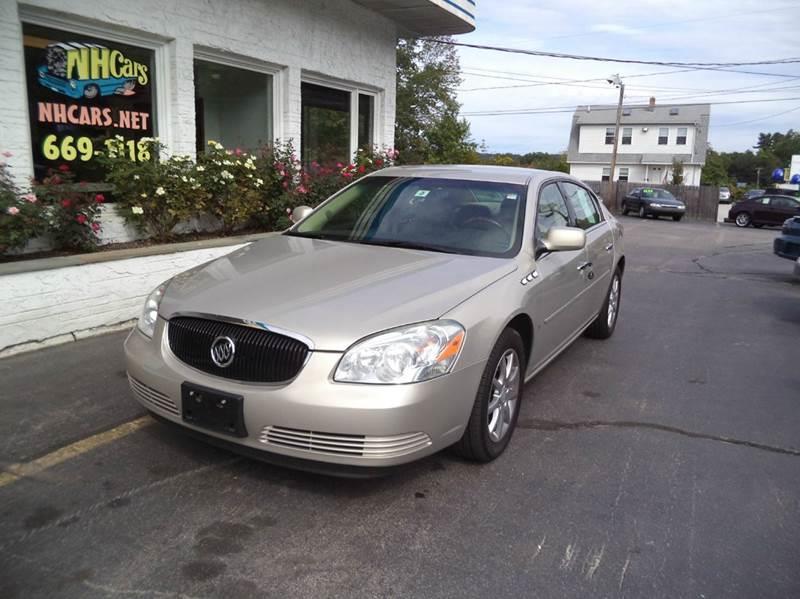 Eric Von Schledorn >> 2008 Buick Lucerne for sale in Hooksett, NH