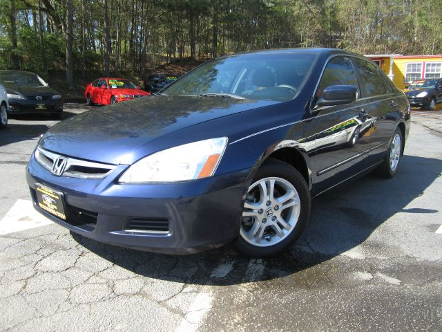 2006 honda accord for sale in gainesville ga. Black Bedroom Furniture Sets. Home Design Ideas
