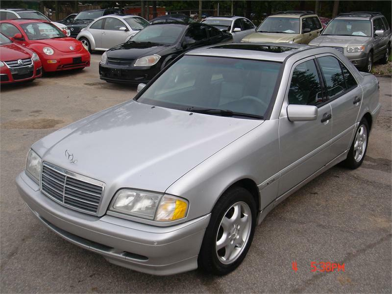 2000 Mercedes Benz C Class For Sale In Modesto Ca