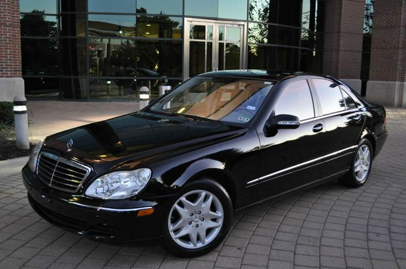 2006 mercedes benz s class for sale for Mercedes benz s500 for sale
