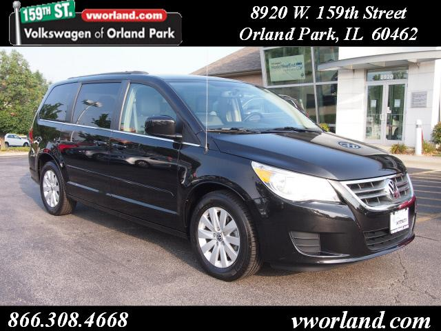 2012 Volkswagen Routan For Sale In Orland Park Il