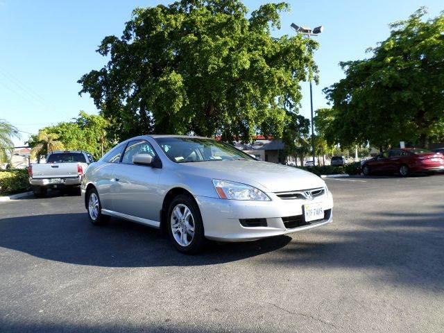 2007 Honda Accord for sale in Hallandale FL