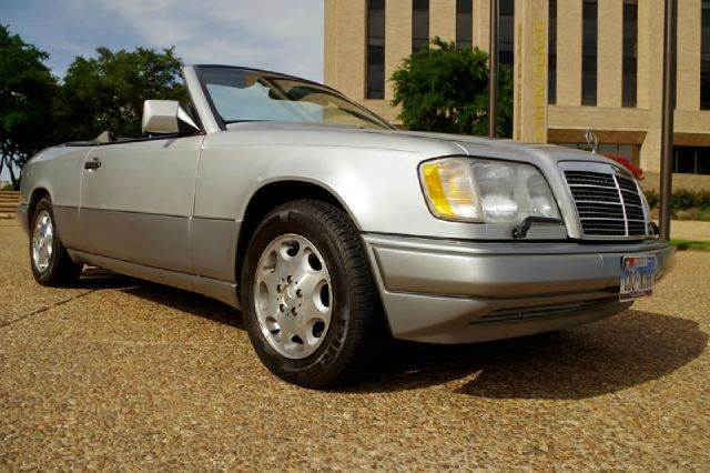 1995 mercedes benz e class for sale for Mercedes benz in fort worth