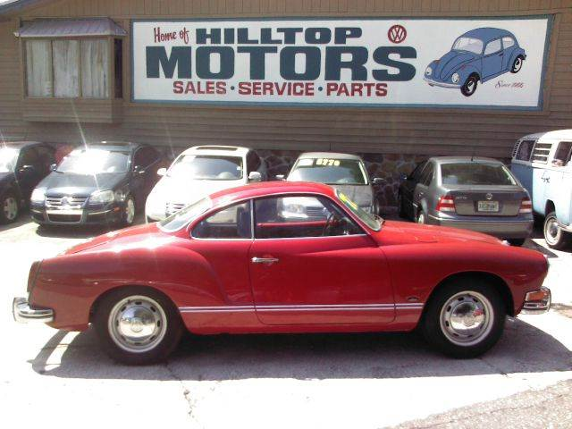 Volkswagen karmann ghia for sale in florida for Hilltop motors jacksonville fl