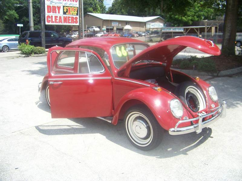 1966 volkswagen beetle for sale in jacksonville fl for Hilltop motors jacksonville fl