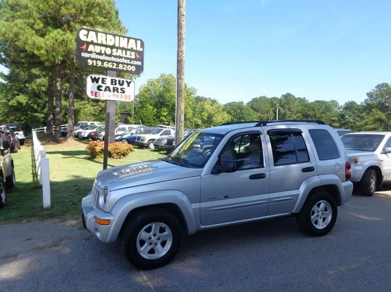 Jeep Liberty for sale in North Carolina Carsforsale