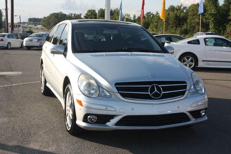 2009 mercedes benz r class for sale in monroe nc for Mercedes benz r350 for sale