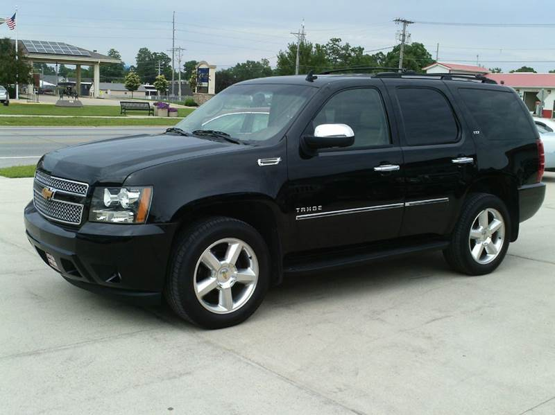 2012 chevrolet tahoe for sale in rock island il. Black Bedroom Furniture Sets. Home Design Ideas