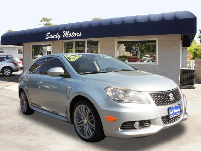 suzuki kizashi for sale in chicago il. Black Bedroom Furniture Sets. Home Design Ideas