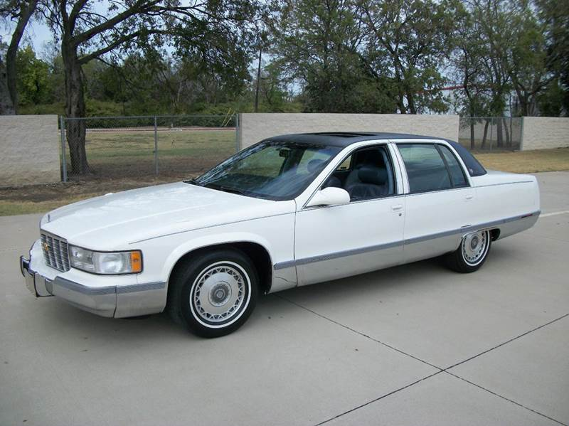 1995 cadillac fleetwood for sale in dallas tx. Cars Review. Best American Auto & Cars Review