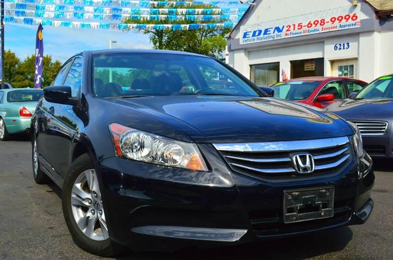Eden Auto Sales Philadelphia >> Honda Accord for sale in Philadelphia, PA - Carsforsale.com
