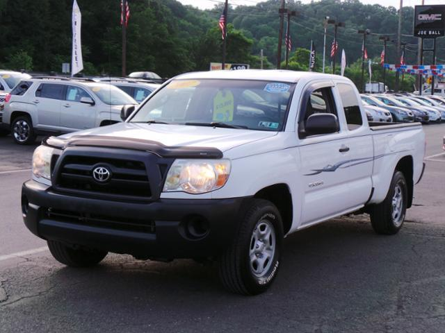 2007 toyota tacoma for sale in glenshaw pa. Black Bedroom Furniture Sets. Home Design Ideas