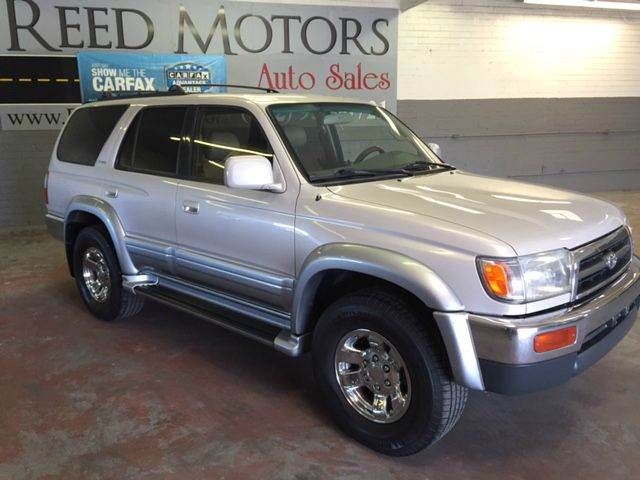 1997 toyota 4runner for sale in phoenix az for Goode motor volkswagen mazda twin falls id