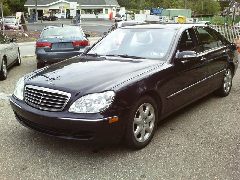 2006 mercedes benz s class for sale in verona pa. Black Bedroom Furniture Sets. Home Design Ideas