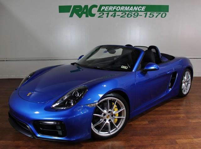 2015 porsche boxster for sale in carrollton tx. Black Bedroom Furniture Sets. Home Design Ideas