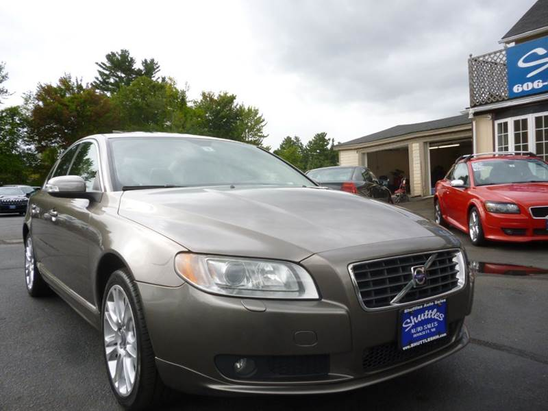 2007 volvo s80 for sale in hooksett nh. Black Bedroom Furniture Sets. Home Design Ideas