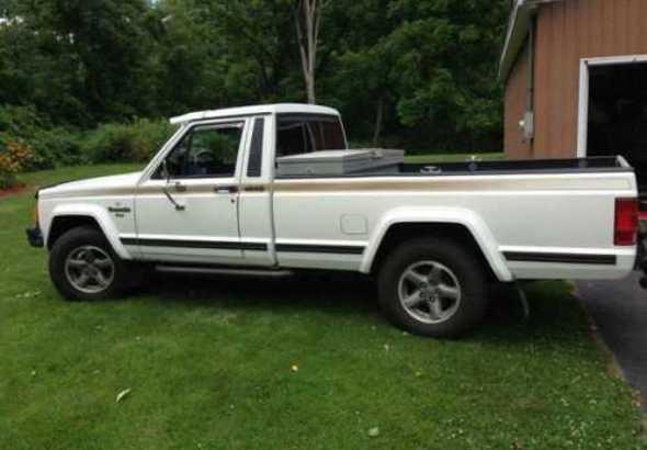 1988 jeep comanche for sale in calabasas ca