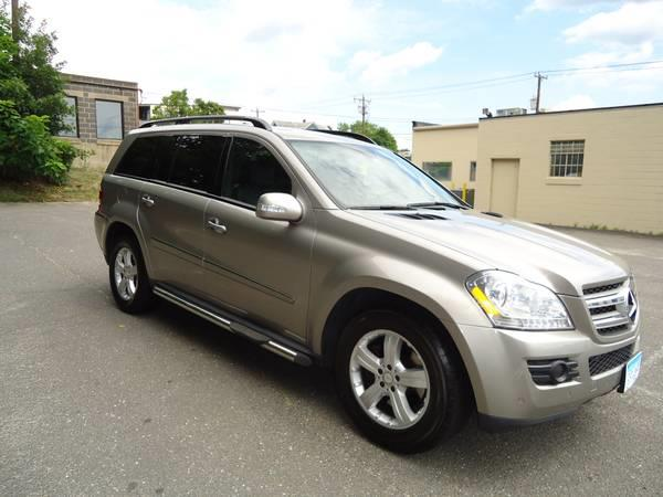 Mercedes benz gl class for sale for Mercedes benz 2008 gl450 for sale