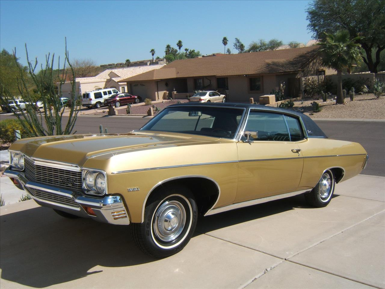 1970 Chevrolet Impala For Sale Carsforsale Com