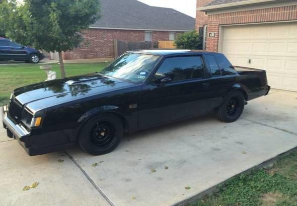 1987 buick grand national for sale in calabasas ca. Cars Review. Best American Auto & Cars Review