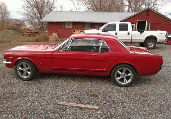 1966 ford mustang for sale in durham nc. Black Bedroom Furniture Sets. Home Design Ideas