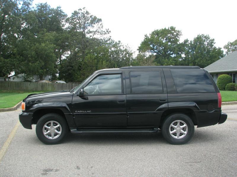 2000 Cadillac Escalade For Sale In Norfolk Va