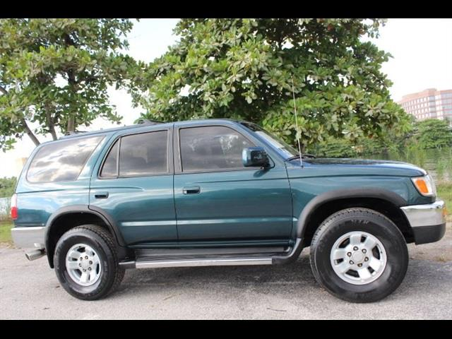 1996 toyota 4runner for sale in miami fl. Black Bedroom Furniture Sets. Home Design Ideas