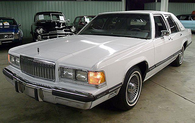 1989 mercury grand marquis for sale. Black Bedroom Furniture Sets. Home Design Ideas