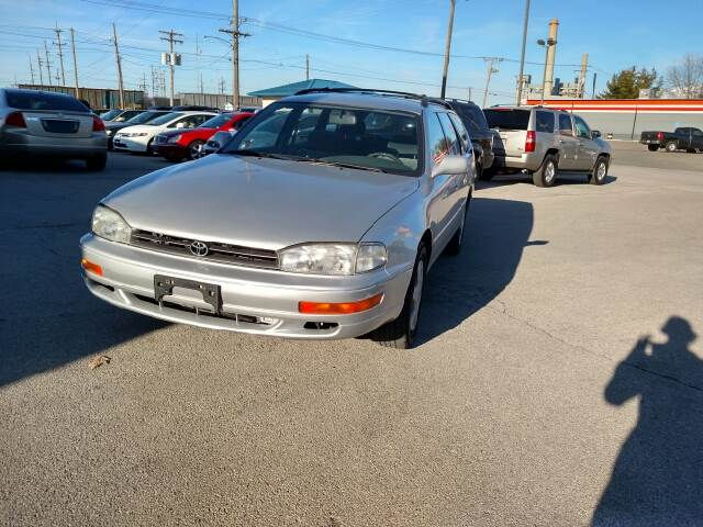 1992 toyota camry for sale for Mendenall motors decatur il