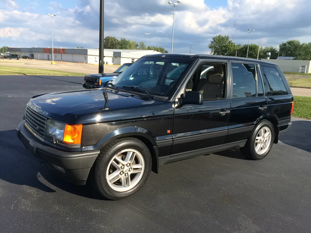 1999 land rover range rover for sale in decatur il for Mendenall motors decatur il