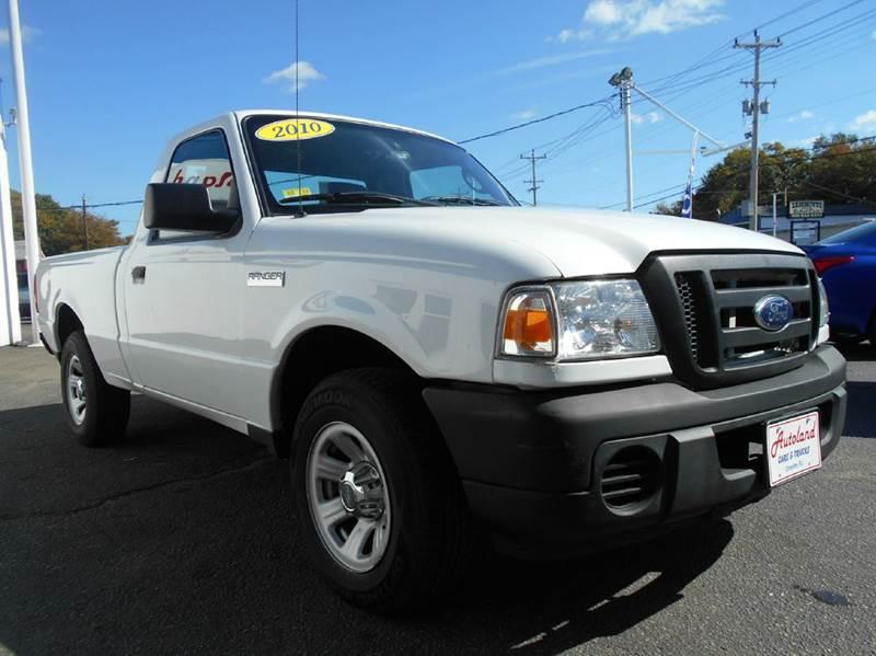 2010 ford ranger for sale for Loudon motors ford minerva