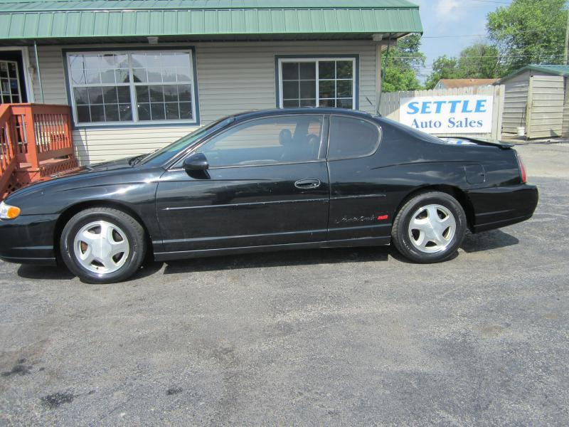 2001 chevrolet monte carlo for sale in fort wayne in. Black Bedroom Furniture Sets. Home Design Ideas