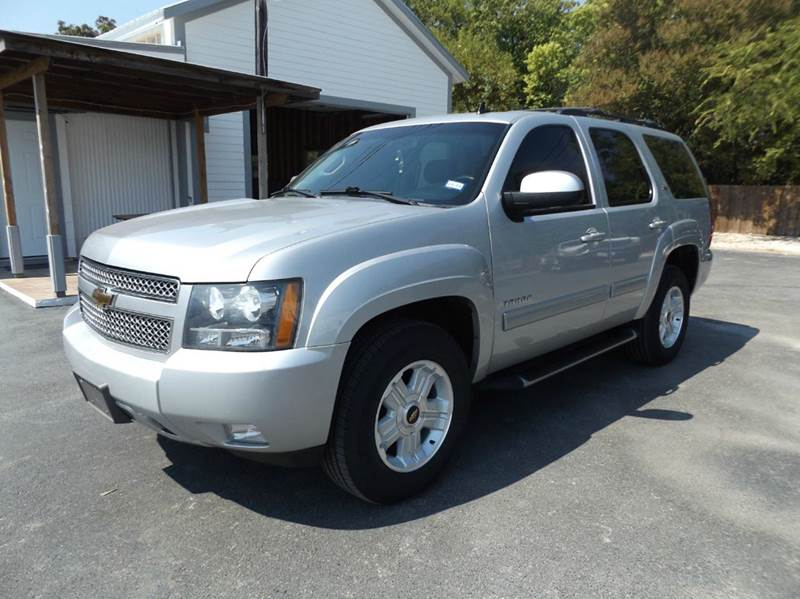 Chevrolet Tahoe For Sale In New Bedford Ma