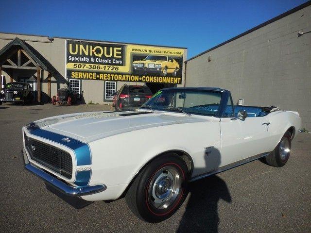 1967 Chevrolet Camaro For Sale In Concord Nc