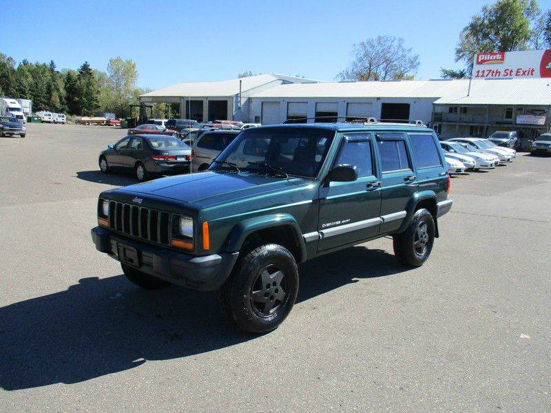 2000 jeep cherokee for sale in inver grove heights mn for Boulevard motors of inver grove heights