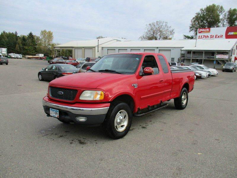 2000 ford f 150 for sale in mcallen tx for Boulevard motors of inver grove heights