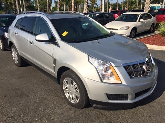 2012 cadillac srx for sale in plantation fl. Black Bedroom Furniture Sets. Home Design Ideas
