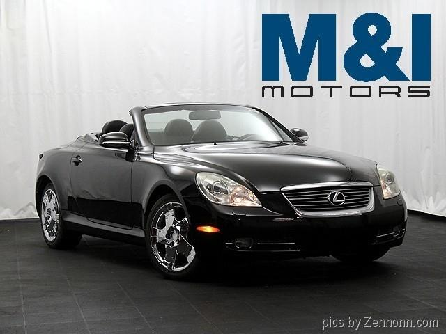 lexus sc 430 for sale in south dakota. Black Bedroom Furniture Sets. Home Design Ideas