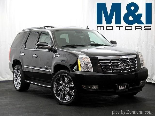 2008 cadillac escalade for sale for M i motors highland park il 60035
