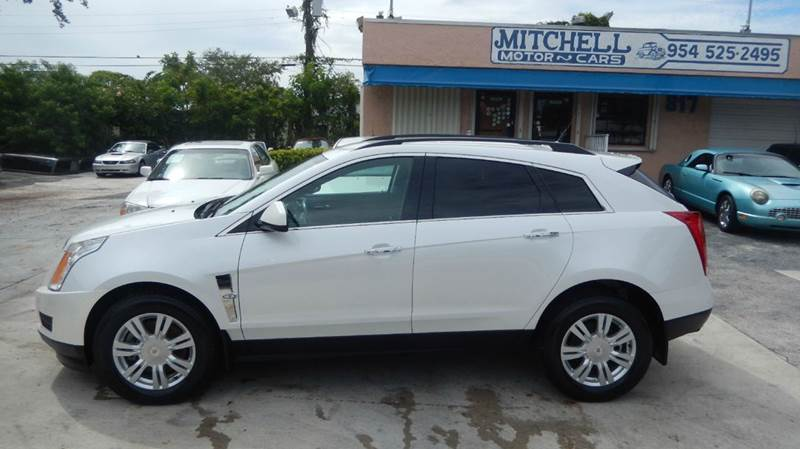 2012 cadillac srx for sale in fort lauderdale fl for Windham motors florence sc