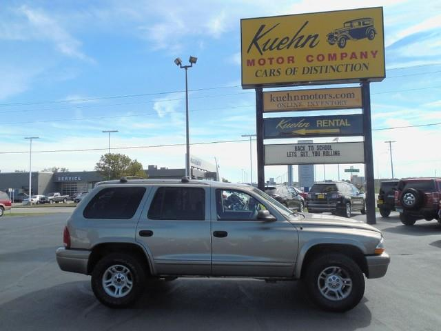 2003 dodge durango for sale in rochester mn for Kuehn motors rochester mn