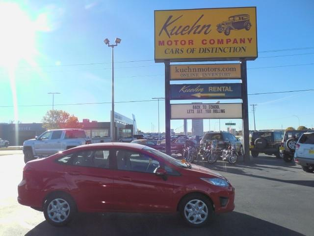 Ford fiesta for sale in mckinney tx for Kuehn motors rochester mn